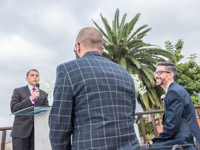 La boda de Sergio y Javi en Puerto De La Cruz, Santa Cruz de Tenerife 39