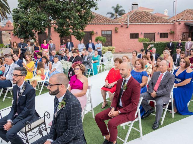 La boda de Sergio y Javi en Puerto De La Cruz, Santa Cruz de Tenerife 41