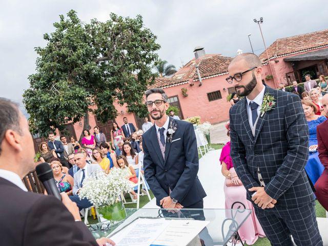 La boda de Sergio y Javi en Puerto De La Cruz, Santa Cruz de Tenerife 44