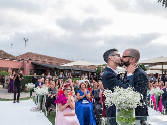 La boda de Sergio y Javi en Puerto De La Cruz, Santa Cruz de Tenerife 45