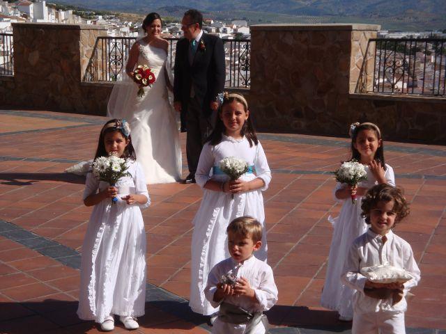 La boda de Marta y Sergio en Martos, Jaén 2