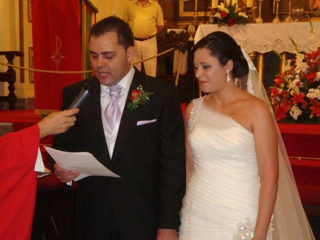 La boda de Marta y Sergio en Martos, Jaén 4