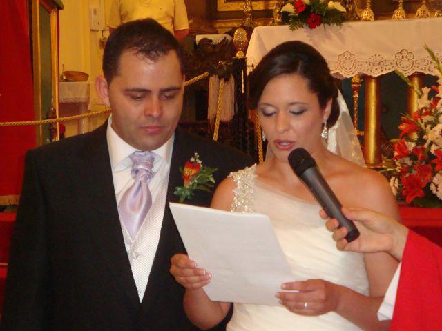 La boda de Marta y Sergio en Martos, Jaén 5