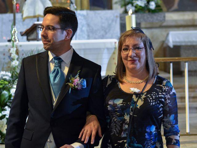 La boda de Carlos y Mari Carmen en Madrid, Madrid 12