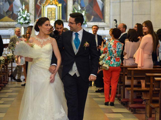 La boda de Carlos y Mari Carmen en Madrid, Madrid 1