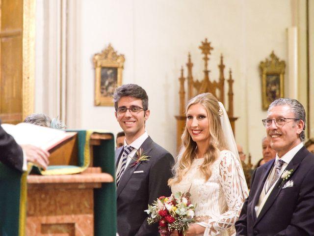 La boda de Laura y Carlos en Jaén, Jaén 22