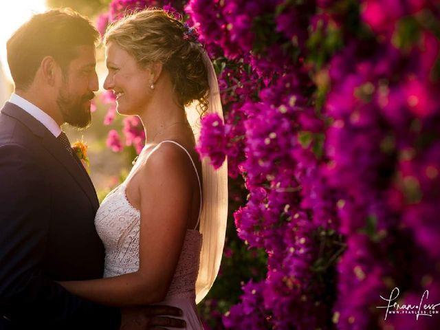La boda de Jorge y Loes en Porreres, Islas Baleares 1