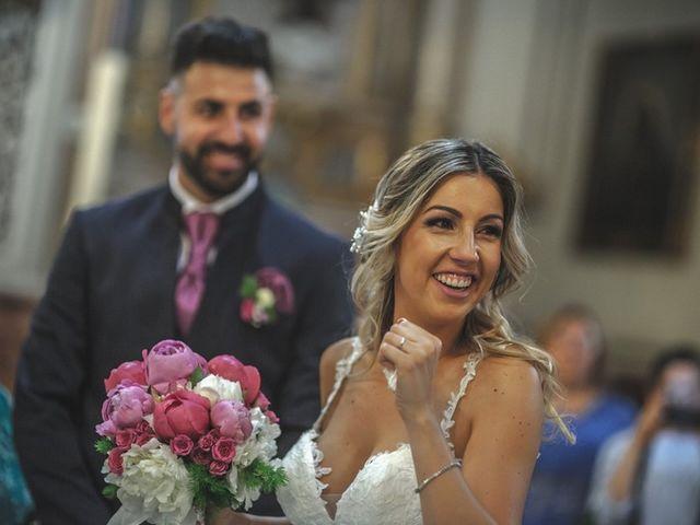 La boda de Nadia y Fran