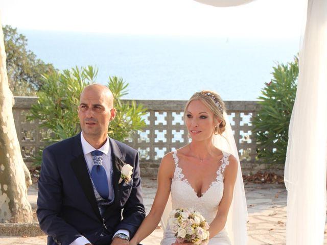 La boda de Miguel y Soraya en Calella, Barcelona 6