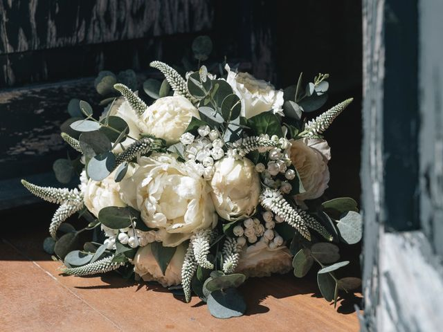 La boda de Jorge y María en Leiro (Capital), Orense 6
