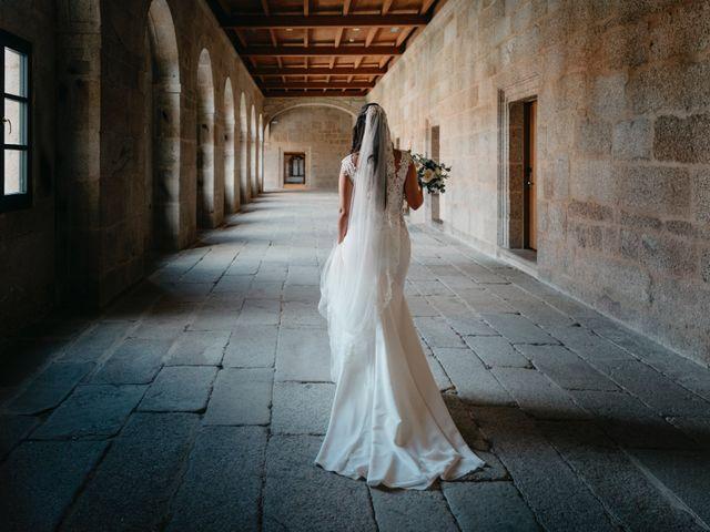 La boda de Jorge y María en Leiro (Capital), Orense 25