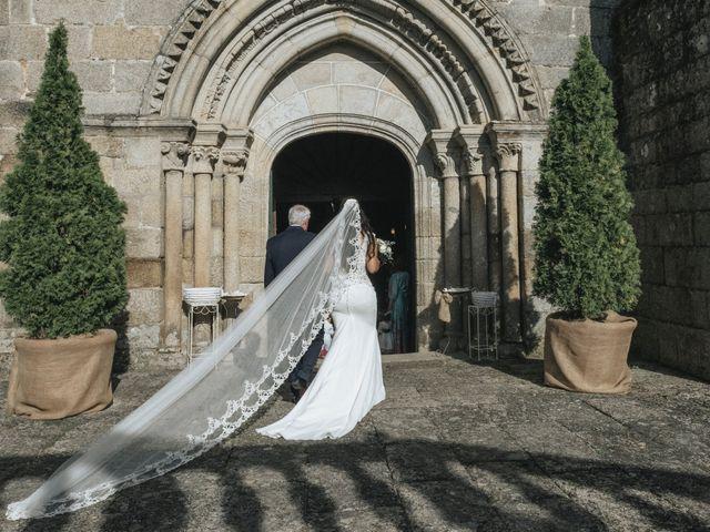 La boda de Jorge y María en Leiro (Capital), Orense 27