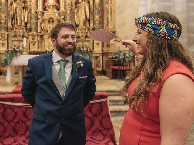 La boda de Jorge y María en Leiro (Capital), Orense 28