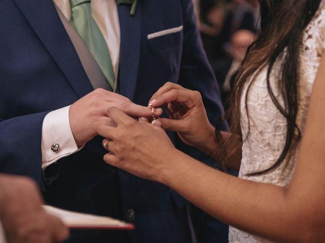 La boda de Jorge y María en Leiro (Capital), Orense 36