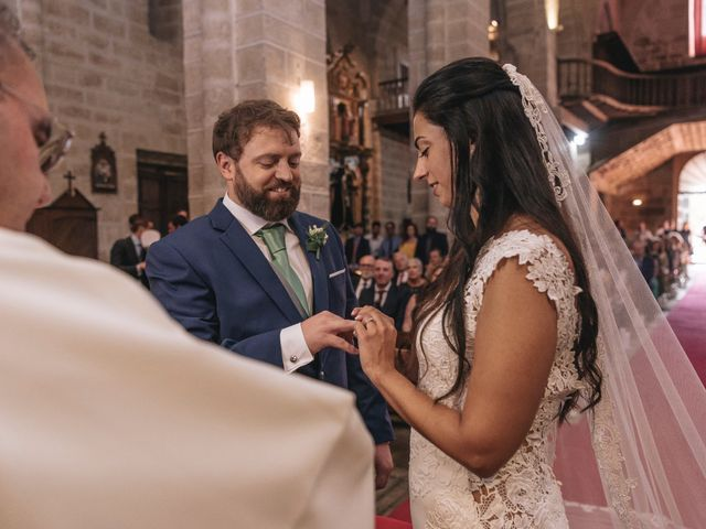 La boda de Jorge y María en Leiro (Capital), Orense 37