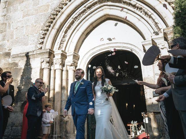 La boda de Jorge y María en Leiro (Capital), Orense 40