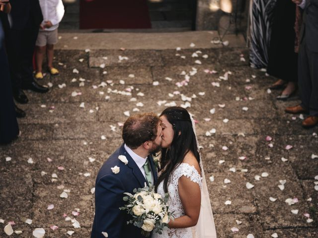 La boda de Jorge y María en Leiro (Capital), Orense 42