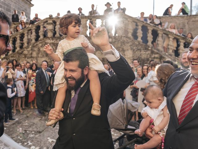 La boda de Jorge y María en Leiro (Capital), Orense 44