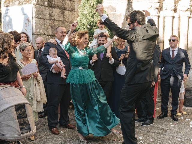 La boda de Jorge y María en Leiro (Capital), Orense 45