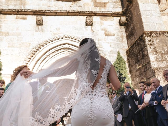 La boda de Jorge y María en Leiro (Capital), Orense 46