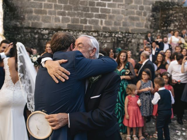 La boda de Jorge y María en Leiro (Capital), Orense 47