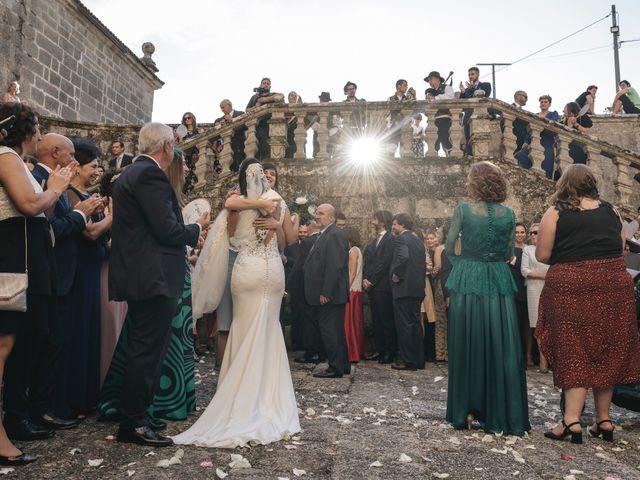 La boda de Jorge y María en Leiro (Capital), Orense 49