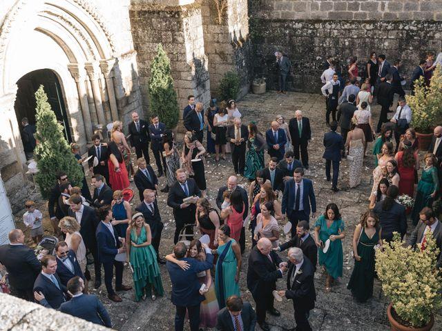 La boda de Jorge y María en Leiro (Capital), Orense 50