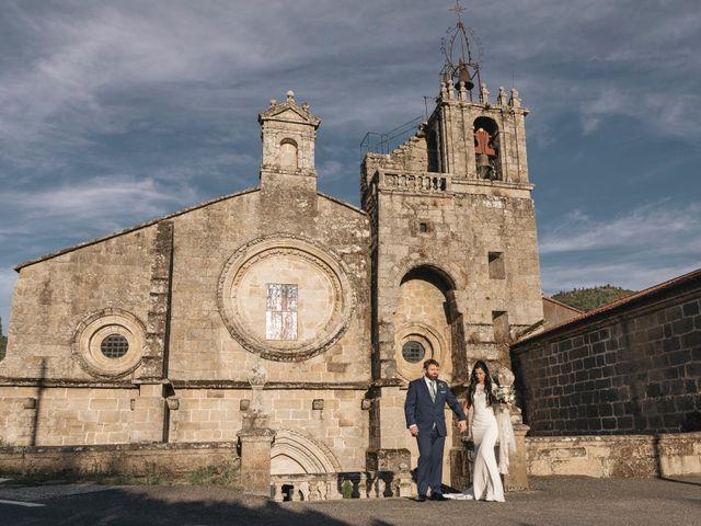 La boda de Jorge y María en Leiro (Capital), Orense 51