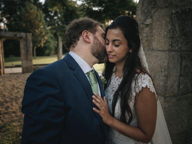 La boda de Jorge y María en Leiro (Capital), Orense 54