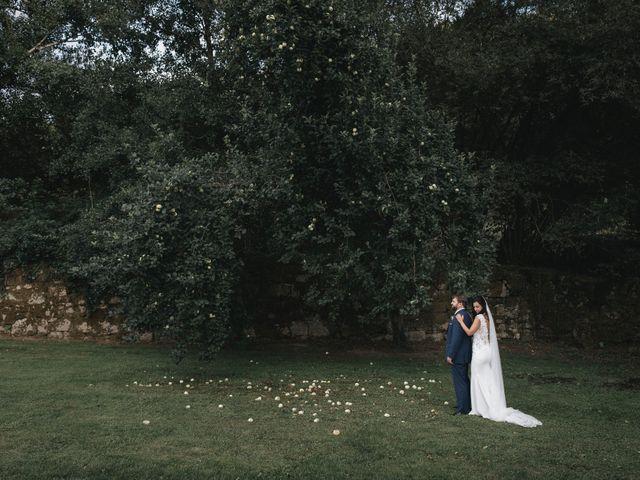 La boda de Jorge y María en Leiro (Capital), Orense 55