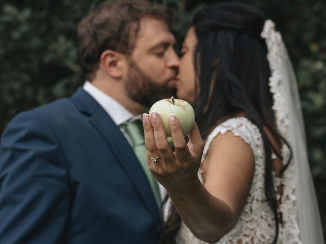 La boda de Jorge y María en Leiro (Capital), Orense 56