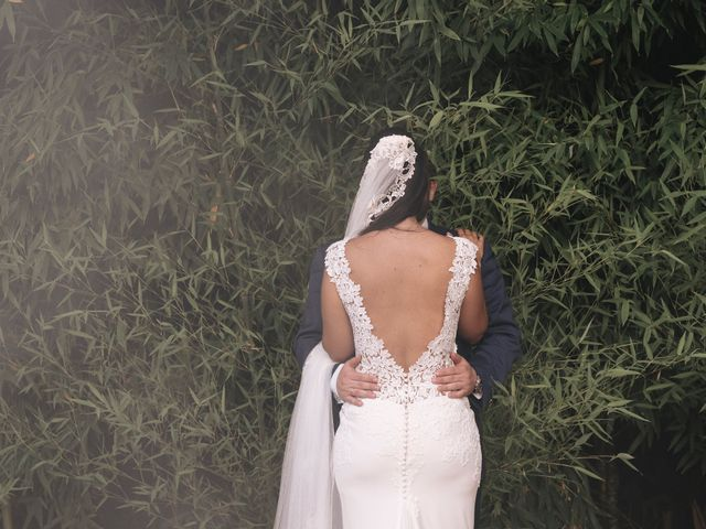 La boda de Jorge y María en Leiro (Capital), Orense 58