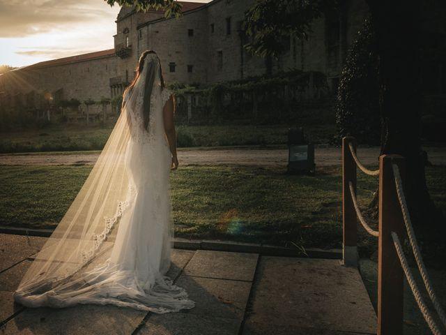La boda de Jorge y María en Leiro (Capital), Orense 59