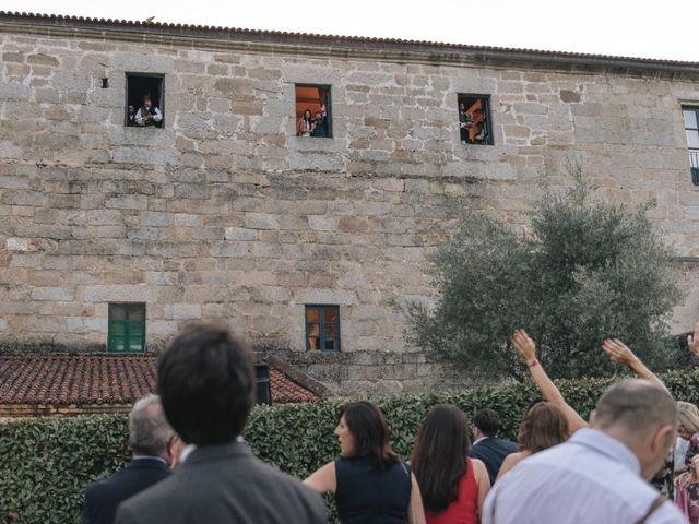 La boda de Jorge y María en Leiro (Capital), Orense 63
