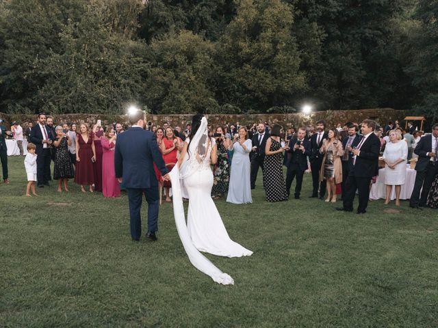 La boda de Jorge y María en Leiro (Capital), Orense 66