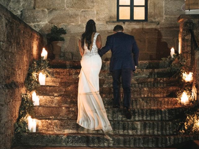 La boda de Jorge y María en Leiro (Capital), Orense 68