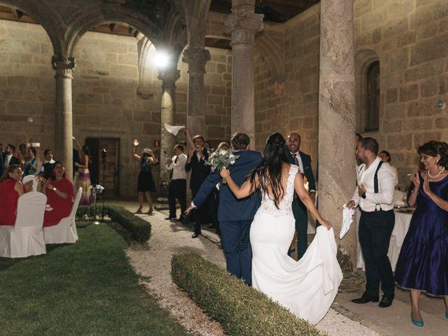 La boda de Jorge y María en Leiro (Capital), Orense 69