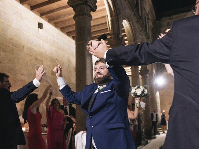 La boda de Jorge y María en Leiro (Capital), Orense 70