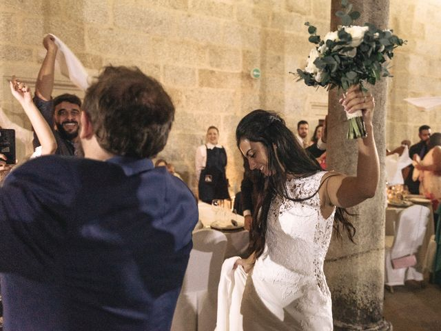 La boda de Jorge y María en Leiro (Capital), Orense 71