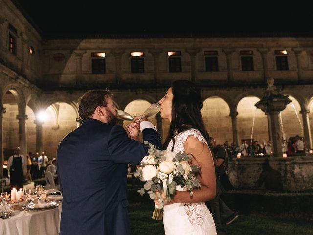 La boda de Jorge y María en Leiro (Capital), Orense 72
