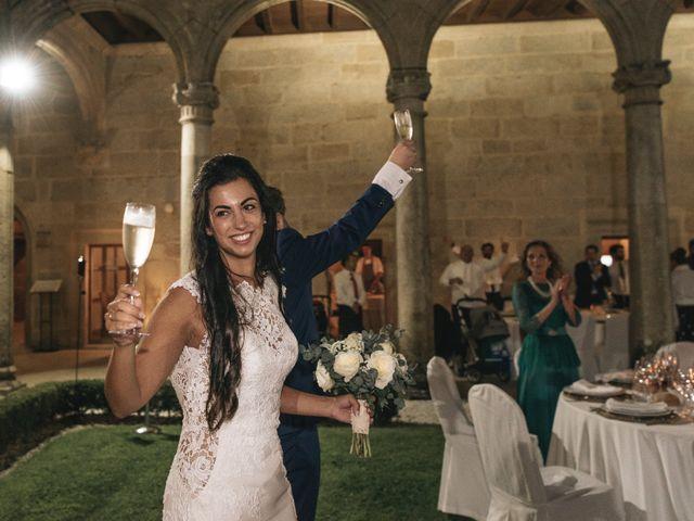 La boda de Jorge y María en Leiro (Capital), Orense 73