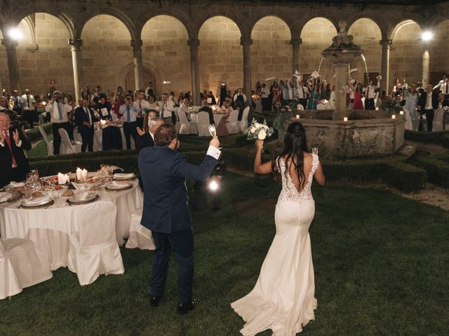 La boda de Jorge y María en Leiro (Capital), Orense 74