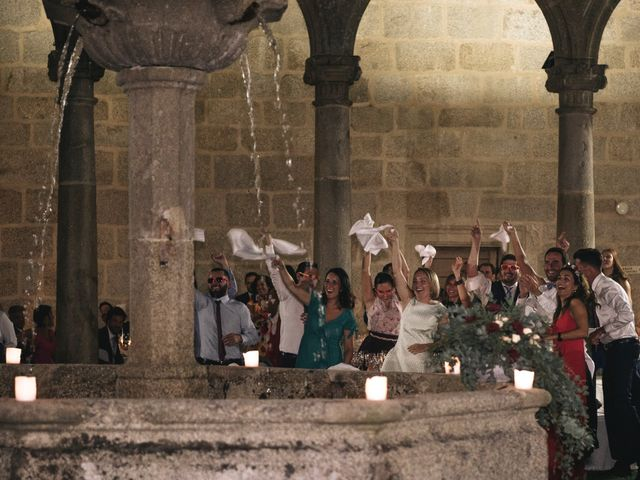 La boda de Jorge y María en Leiro (Capital), Orense 75