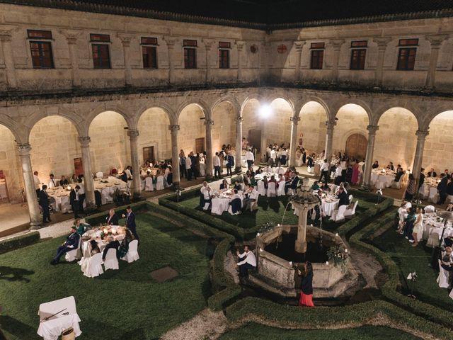 La boda de Jorge y María en Leiro (Capital), Orense 76