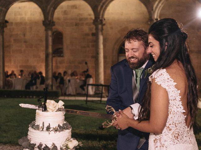 La boda de Jorge y María en Leiro (Capital), Orense 78
