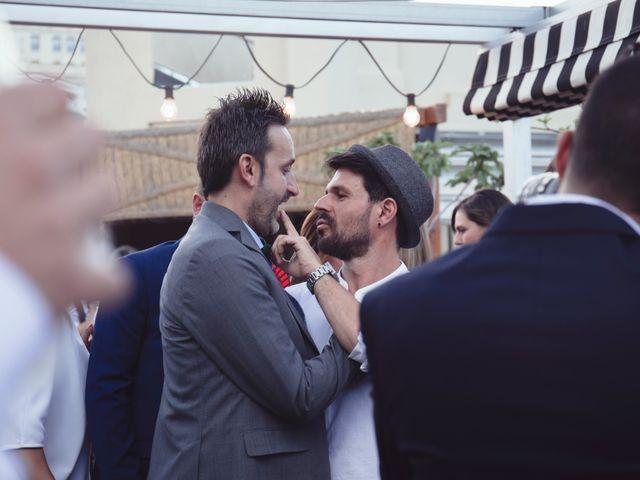 La boda de Antonio y Suzi en Madrid, Madrid 30