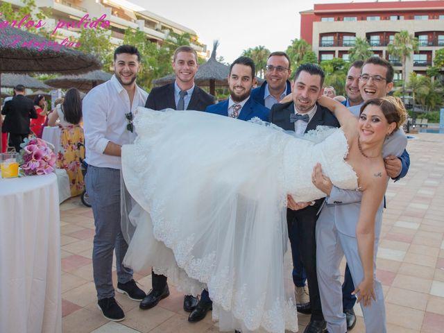 La boda de Fran y Rocio en San Pedro Alcantara, Málaga 4
