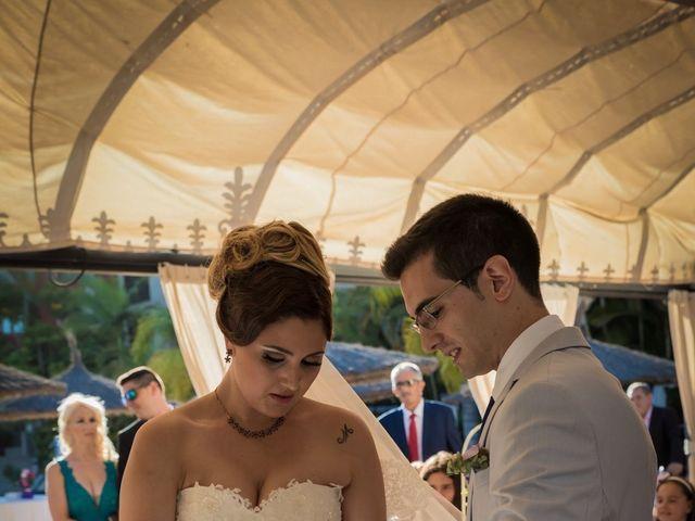 La boda de Fran y Rocio en San Pedro Alcantara, Málaga 11