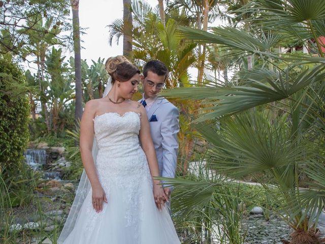 La boda de Fran y Rocio en San Pedro Alcantara, Málaga 18