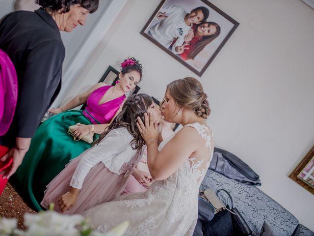 La boda de Rubén y Cintia en Valencia, Valencia 5